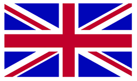 Britse vlag - Citro Expo