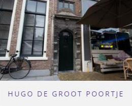 Hugo de Groot poortje